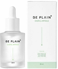Profumi e cosmetici Essenza idratante rivitalizzante - Be Plain Cicaful Ampoule