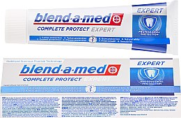 Profumi e cosmetici Dentifricio - Blend-a-med Complete Protect Expert Professional Protection Toothpaste
