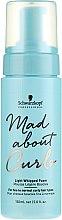 Profumi e cosmetici Schiuma per lo styling dei capelli - Schwarzkopf Professional Mad About Curls Light Whipped Foam
