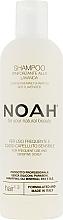 Profumi e cosmetici Shampoo rassodante alla lavanda - Noah