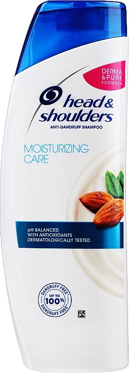 Shampoo antiforfora - Head & Shoulders Moisturizing Scalp Care
