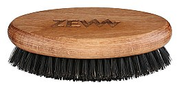 Profumi e cosmetici Spazzola per barba e baffi - Zew Brush For Beard And Mustache