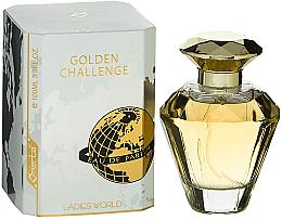 Profumi e cosmetici Omerta Golden Challenge Ladies World - Eau de Parfum