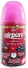 """Profumi e cosmetici Deodorante per ambienti """"Bacca frizzante"""" - Airpure Air-O-Matic Refill Sparkling Berry"""