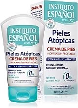 Profumi e cosmetici Crema piedi - Instituto Espanol Atopic Skin Foot Cream