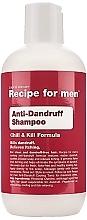 Profumi e cosmetici Shampoo anti forfora - Recipe for Men Anti-Dandruff Shampoo
