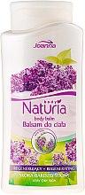 Profumi e cosmetici Balsamo corpo con lilla - Joanna Naturia Body Balm