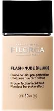 Profumi e cosmetici Fondotinta-fluido - Filorga Flash Nude SPF 30