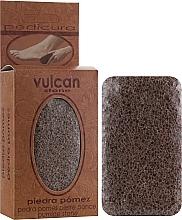 Profumi e cosmetici Pomice, 84x44x32mm, Terracotta Brown - Vulcan Pumice Stone