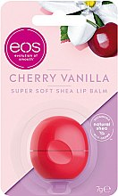"""Profumi e cosmetici Balsamo labbra """"Vanilla Cherry"""" - EOS Cherry Vanilla Sphere Lip Balm"""