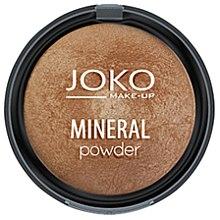 Profumi e cosmetici Cipria - Joko Mineral Powder