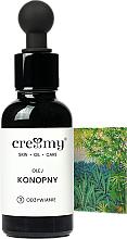 Profumi e cosmetici Olio di canapa non raffinato - Creamy