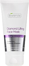 Profumi e cosmetici Maschera viso - Bielenda Professional Face Program Diamond Lifting Face Mask