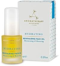Profumi e cosmetici Olio viso idratante rivitalizzante - Aromatherapy Associates Hydrating Revitalising Face Oil