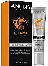 Profumi e cosmetici Crema contorno occhi - Anubis For Men Energizer Eyes Contour