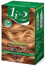 """Profumi e cosmetici Lozione per permanente """"Erbe medicinali con cheratina"""" - Celia Permanent Liquid Herbal With Keratin"""