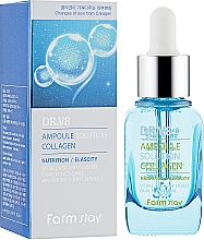Profumi e cosmetici Siero al collagene - FarmStay DR.V8 Ampoule Solution Collagen