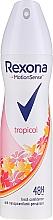 Profumi e cosmetici Deodorante-spray - Rexona Deodorant Spray Tropical