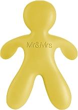 Profumi e cosmetici Mr&Mrs Fragrance Cesare Yellow Vanilla - Deodorante per auto