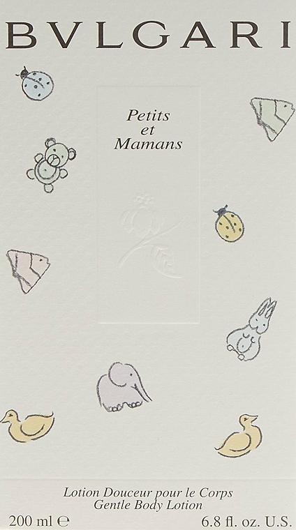 Bvlgari Petits et Mamans - Lozione corpo — foto N4