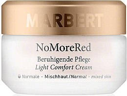 Profumi e cosmetici Crema viso lenitiva - Marbert Anti-Redness Care NoMoreRed Light Comfort Cream