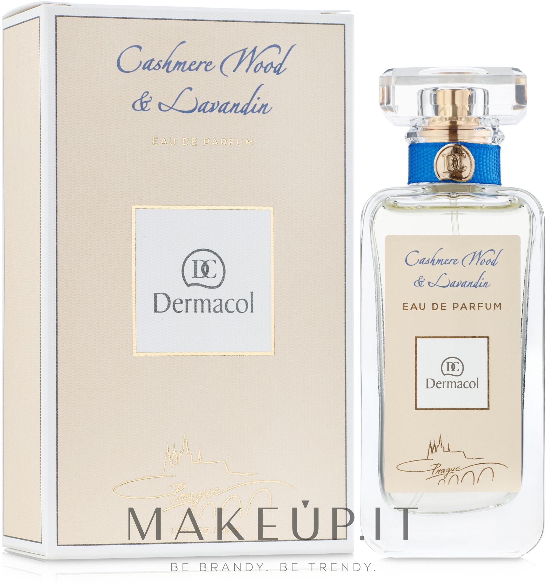 Dermacol Cashmere Wood And Levandin - Eau de Parfum — foto 50 ml