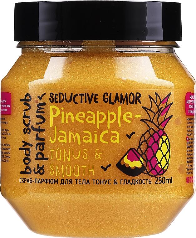 "Scrub corpo ""Tono e levigatezza"" - MonoLove Bio Pineapple-Jamaica Tonus & Smoothness Scrub"
