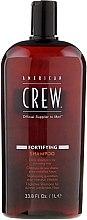 Profumi e cosmetici Shampoo rinforzante capelli - American Crew Fortifying Shampoo