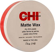Profumi e cosmetici Cera opacizzante per lo styling dei capelli - CHI Thermal Styling Matte Wax