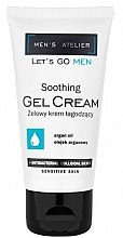 Profumi e cosmetici Crema-gel lenitiva - Hean Men's Atelier Soothing Gel Cream