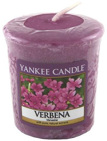 Candela profumata - Yankee Candle Verbena — foto N1