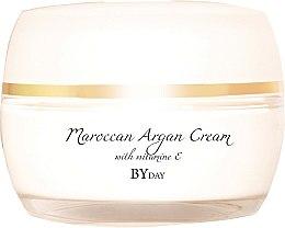 Profumi e cosmetici Crema all'argan con vitamina E 30+, da giorno - Nacomi Moroccan Argan Cream With Vitamin E