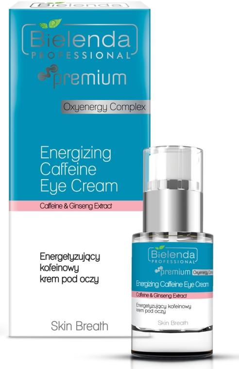 Crema contorno occhi - Bielenda Professional Skin Breath Cream — foto N1