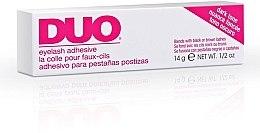 Profumi e cosmetici Adesivo per ciglia finte - Duo Dark Eye Lash Adhesive