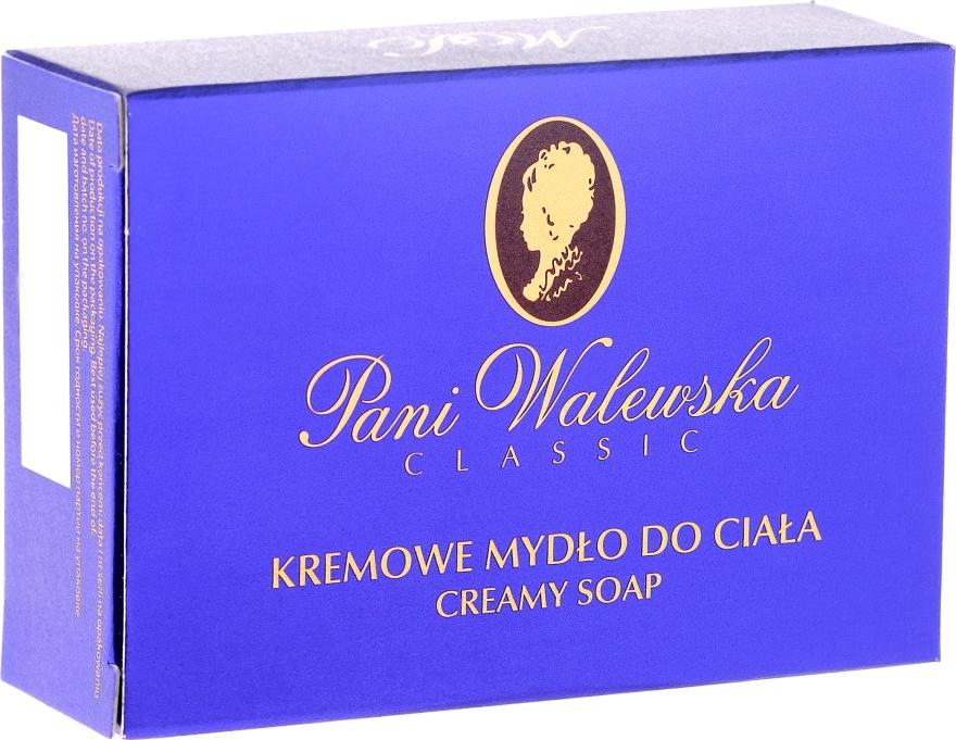 Crema di sapone - Miraculum Pani Walewska Classic Creamy Soap — foto N1