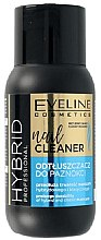 Profumi e cosmetici Sgrassatore per unghie - Eveline Cosmetics Hybrid Professional Nail Cleaner