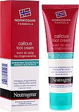 Profumi e cosmetici Crema per i piedi, anti-calli e mais - Neutrogena Callous Foot Cream