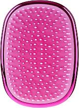 Profumi e cosmetici Spazzola capelli, rosa brillante - Twish Spiky 3 Hair Brush Shining Pink