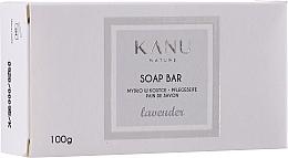 """Profumi e cosmetici Saponetta """"Lavanda"""" per mani e corpo - Kanu Nature Soap Bar Lavender"""