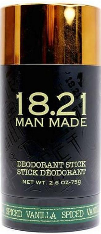 Deodorante corpo - 18.21 Man Made Deodorant Stick Spiced Vanilla — foto N1