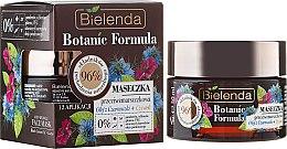 Profumi e cosmetici Maschera viso - Bielenda Botanic Formula Black Seed Oil + Cistus Anti-Wrinkle Face Mask