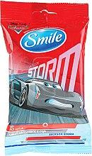 "Profumi e cosmetici Salviettine umidificate ""Cars"" Jason Storm - Smile Ukraine Cars"