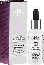 Profumi e cosmetici Siero viso - APIS Professional Hyaluron 4D + Orchistem