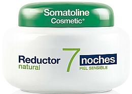 Profumi e cosmetici Crema intensiva, da notte - Somatoline Cosmetic Reducer 7 Nights Natural