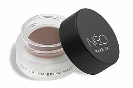 Profumi e cosmetici Crema per sopracciglia - NEO Make Up Pro Cream Brow Maker