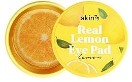 "Profumi e cosmetici Patch per occhi e viso ""Lemon"" - Skin79 Brightening Real Lemon Eye Pad"