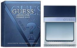 Profumi e cosmetici Guess Seductive Homme Blue - Eau de toilette