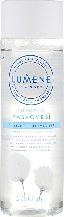 Tonico viso rinfrescante - Lumene Klassikko Refreshing Toner