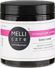 Profumi e cosmetici Crema corpo - Melli Care Pomegranate&Lichee Body Cream
