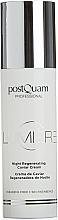 Profumi e cosmetici Crema notte rigenerante - PostQuam Lumiere Night Regenerating Caviar Cream